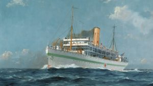 The HMHS Kyarra Wreck History and Sinking
