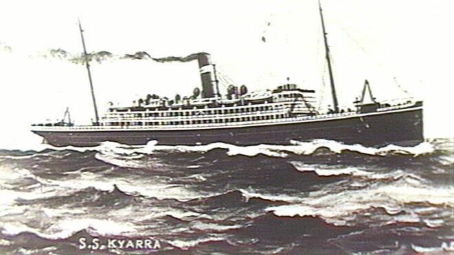 SS Kyarra