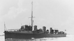 HMS Flirt [1897-1916] and the Battle of the Dover Strait