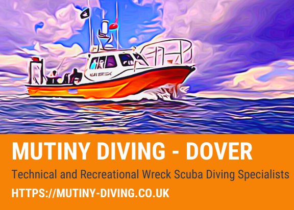 Mutiny Diving - Dover