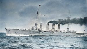 Read more about the article SMS Karlsruhe II [+1919] – Dive Log 508