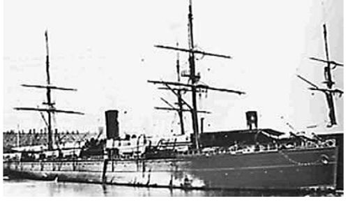 SS Pommerania