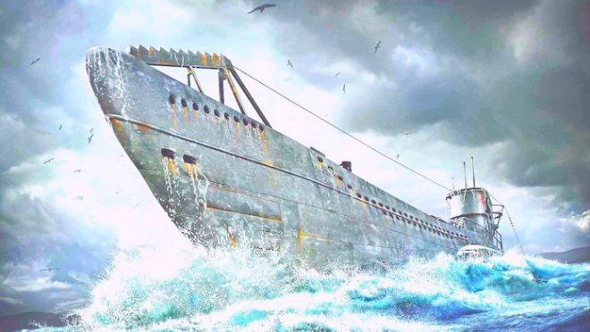 U-III-Type-Uboat