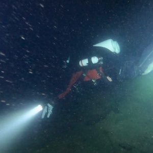 Vobster Night Dive